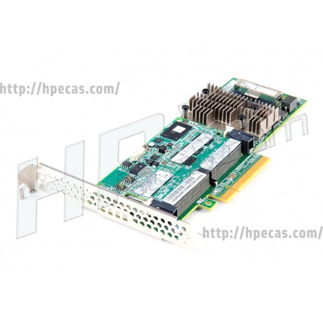 HPE Smart Array P430/2GB FBWC 12Gb 1-port Int SAS Controller (729635-001) R