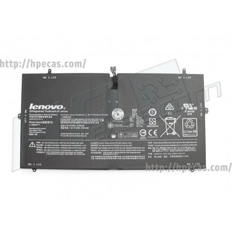 Bateria Compatível LENOVO Yoga 3 Pro 1370 série 7.7V, 5800mAh (5B10K10181)