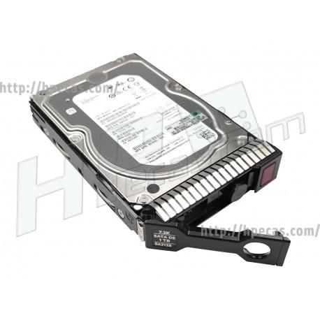 HPE 1TB 7.2K 6Gb/s SATA LFF HP 512n MDL SC HDD(861691-B21, 862128-001, 713869-B21, 713970-001, 702286-B21, 702660-001) N