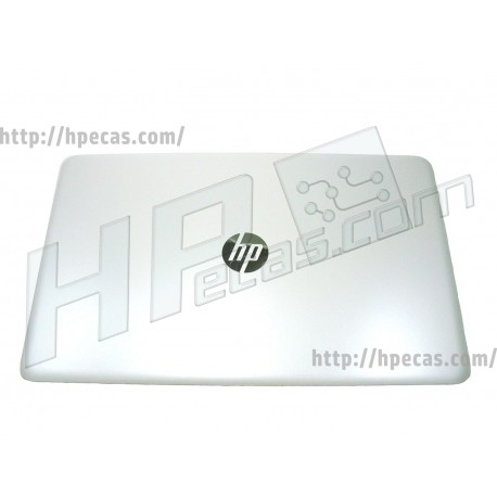 HP BACK COVER LCD cor Blizzard White Antena dupla (856331-001)