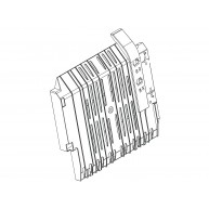 HP Duplex-Paper Feed assembly (RM1-2718, FM3-1391)