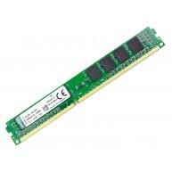 Memória Kingston 4GB (1x 4GB) 1Rx8 PC3L-12800-11 1.35V ValueRAM 240-pin Dimm VLP (KVR16LN11/4)