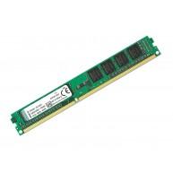 Memória Kingston 4GB (1x 4GB) 1Rx8 PC3-12800 CL11 UDIMM 1.5V ValueRAM 240-pin VLP (KVR16N11S8/4)