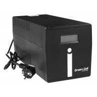 Green Cell UPS Micropower 600VA with LCD display (UPS01LCD)