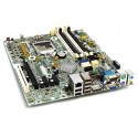 HP Motherboard assembly, includes TPM (615114-001, 614036-002)
