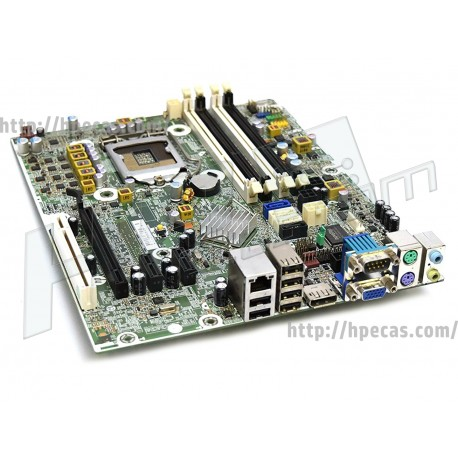HP Motherboard assembly, includes TPM (615114-001, 614036-002, 611794-000) R