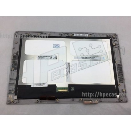 "LCD 10.1"" WXGA UWVA + Bezel Touch HP Pavilion X2 10-n1 série (818718-001)"