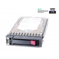 HPE 3TB 7.2K 6Gb/s DP SAS LFF SAS HP 512n MDL HDD - For EVA M6612