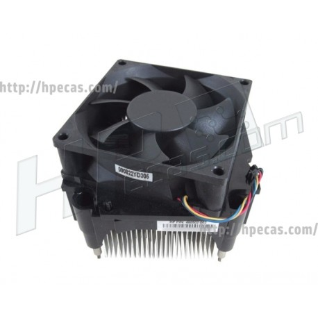 HP 480502-002 Compaq Dx2400 Microtower CPU Fan e Heatsink (N)