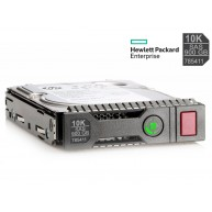 "HPE 900GB 10K 12Gb/s SAS 2.5"" SFF HP 512n ENT SC HDD (785069-B21, 785069-S21, 785411-001) N"