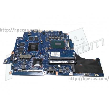 HP OMEN 15-DC Motherboard i7-8750H 4GB Discrete GeForce GTX 1050 Win10 (L24330-601, L29331-601)