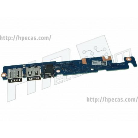 HP OMEN 15-AX, PAVILION 15-BC USB Audio Board (858975-001, DAG35ATB8D0)