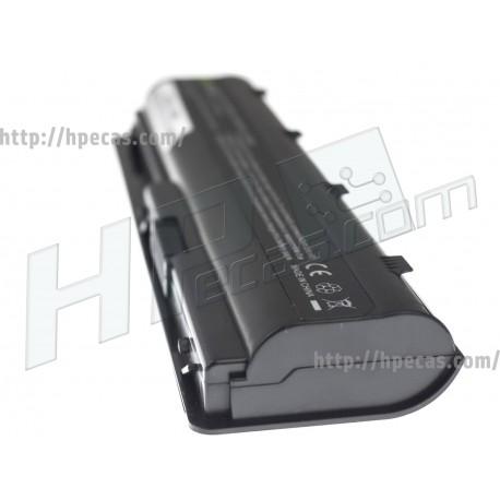 HP Bateria MU06 Compatível 6C 10.8V 47Wh 4.4Ah (MU06047-CL, MU06062-CL, 593553-001, 593554-001, 593557-800, 593562-001, 593563-800)