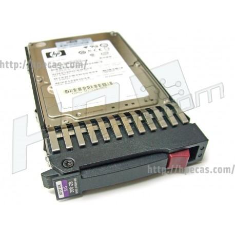 """HPE 300GB 10K 6Gb/s DP SAS 2.5"""" SFF HP 512n ENT G5-G7 ST HDD (507127-B21, 507127-S21, 507127-TV1, 507284-001, 670784-B21, 670823-001) N"""