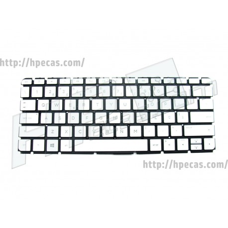 HP ENVY 13-AB Teclado com Backlight (909620-131, V154726BS1)