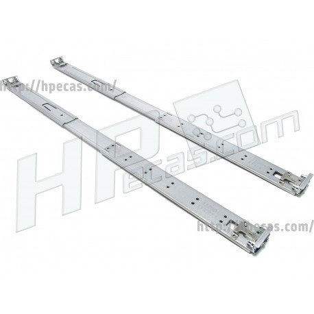HPE Proliant DL160, DL320E, DL360E, DL360P Gen8 Rail Kit 1U Friction Quick Deploy (663200-B21, 675040-001, 679367-002)