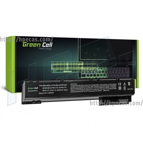 Green Cell Bateria para HP ZBook 15 15 G2 17 17 G2 - 14,4V 4400mAh
