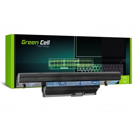 Green Cell Bateria para Acer Aspire 5553 5625G 5745 5745G 5820T - 11,1V 4400mAh (AC13)