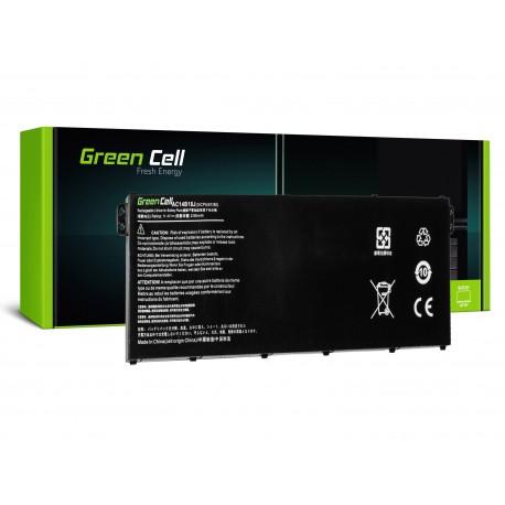 Green Cell Bateria para Acer Aspire E 11 ES1-111M ES1-131 E 15 ES1-512 - 11.4V 36Wh 2.20Ah (AC52) C