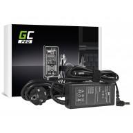 Green Cell PRO Carregador AC Adapter para Acer 65W - 19V 3.42A - 5.5mm x 1.7mm (AD01P)