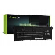 Green Cell Bateria para Acer Aspire 5 A515 A517 E15 ES1-512 ES1-533 - 15.2V 48Wh 3.20Ah (AC62) C