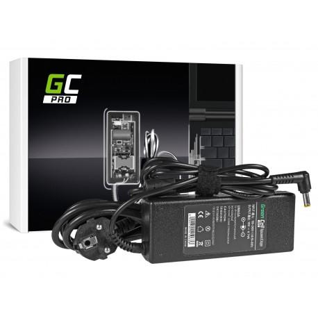 Green Cell PRO Carregador AC Adapter para Acer 90W - 19V 4,74A - 5.5mm-1.7mm (AD02P)