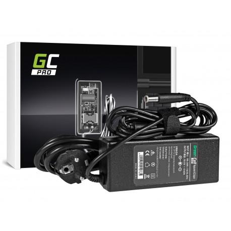 Green Cell PRO Carregador  AC Adapter para DELL 90W 19.5V 4.62A 7.4x5.0mm 11mm Pin (AD09P)