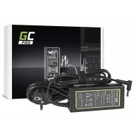 Green Cell PRO Carregador para HP 65W, 19.5V, 3.33A, 4.5x3.0mm (AD49P) C