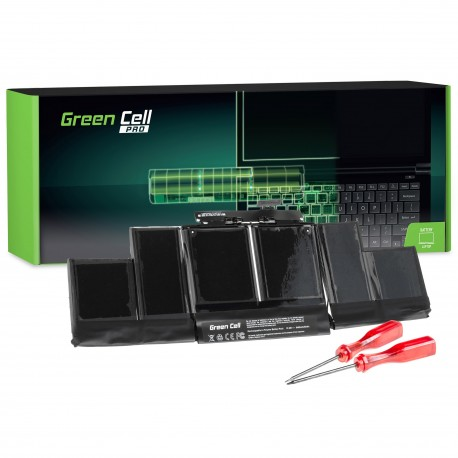 Green Cell PRO Bateria para Apple Macbook Pro 15 A1398 (Mid 2012, Early 2013) - 10,95V 8700mAh (AP15PRO)