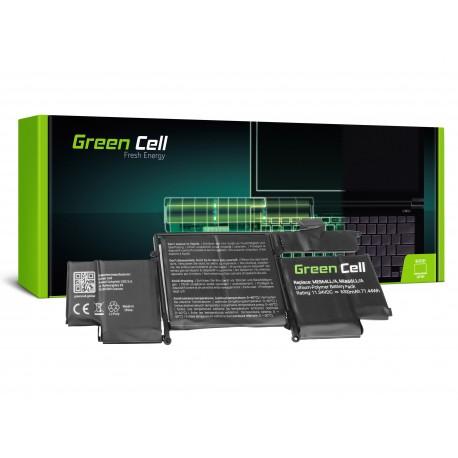 Green Cell Bateria para Apple Macbook Pro 13 A1502 (Late 2013, Mid 2014) - 11,34V 6300mAh (AP21)