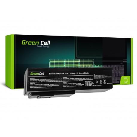 Green Cell Bateria para Asus A32-M50 A32-N61 N43 N53 G50 L50 M50 M60 N61VN - 11,1V 4400mAh (AS08)