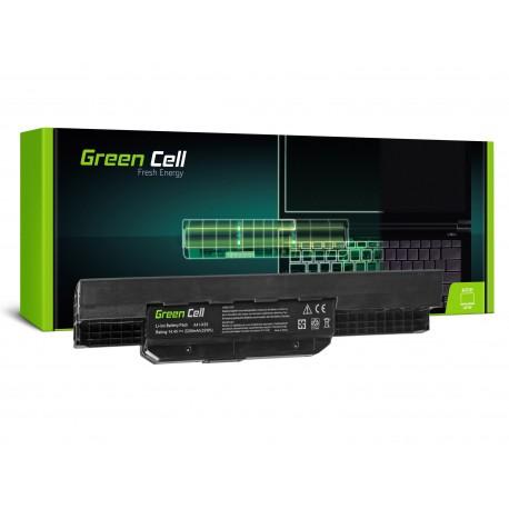 Green Cell Bateria para Asus A31-K53 X53S X53T K53E - 14,4V 2200mAh (AS53)