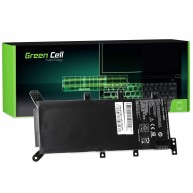 Green Cell Bateria para Asus R556 R556L A555L F555L K555L X555L X555 - 7,6V 4400mAh (AS70)