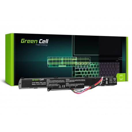 Green Cell Bateria para Asus A41-X550E F550D F550DP F750L - 14,4V 2200mAh (AS77)