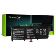 Green Cell Bateria para Asus VivoBook F202E Q200E S200E X202E - 7,4V 4500mAh (AS88)