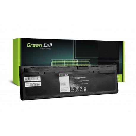 Green Cell Bateria para Dell Latitude E7240 E7250 - **11,1V** 2400mAh (DE116)