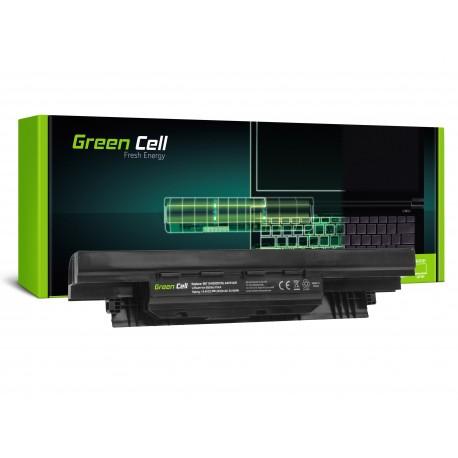Green Cell Bateria para AsusPRO P2420 P2420L P2440U P2520 P2520L P25 - ** 14,4V ** 2400mAh (AS127)