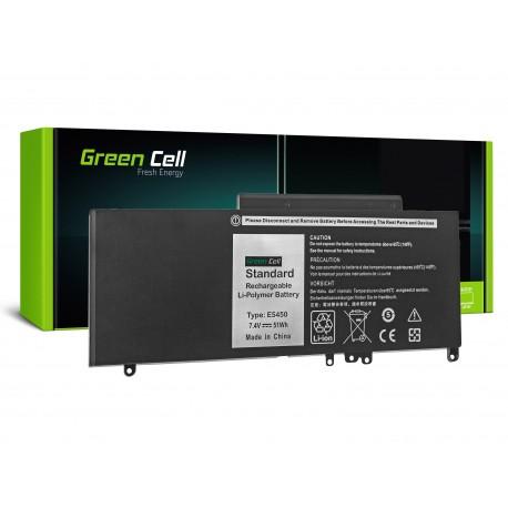 Green Cell Bateria para Dell Latitude E5450 E5470 E5550 E5570 7.4V 5800 mAh (DE91) C