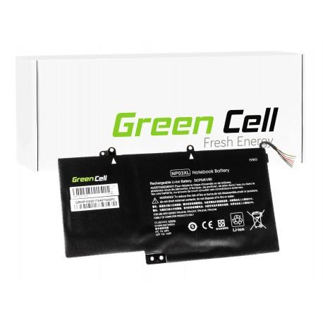 Green Cell Bateria para HP Pavilion x360 13-A 13-B - 11,4V 3700mAh (HP102)