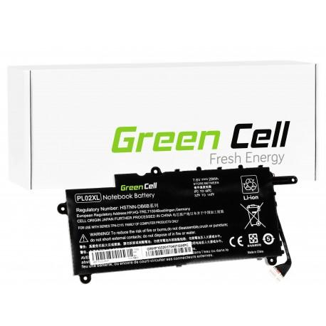 Green Cell Bateria para HP Pavilion x360 11-N HP x360 310 G1 - 7,6V 3800mAh (HP103)