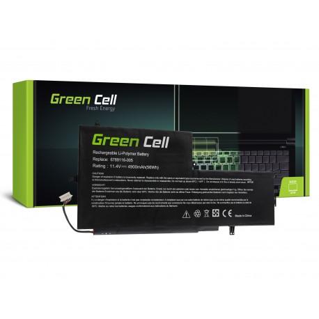Green Cell Bateria para HP Envy x360 13-Y HP Spectre Pro x360 G1 G2 - 11,4V 4900mAh (HP128)