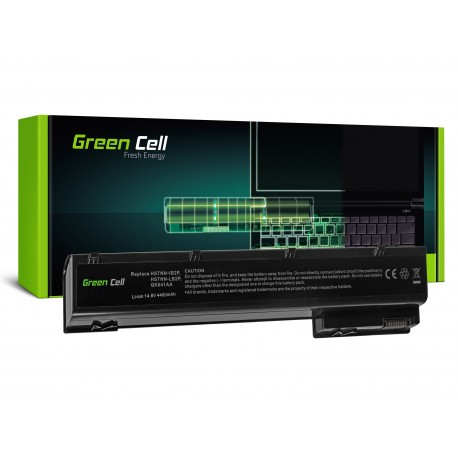 Green Cell Bateria para HP EliteBook 8560w 8570w 8760w 8770w - 14,4V 4400mAh (HP56)