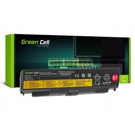 Green Cell Bateria para Lenovo ThinkPad T440P T540P W540 W541 L440 L540 - 11,1V 4400mAh (LE89)
