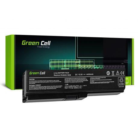 Green Cell Bateria para Toshiba Satellite C650 C650D C660 C660D L650D L655 L750 PA3817U-1BRS - 11,1V 4400mAh (TS03)