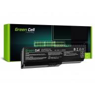 Green Cell Bateria para Toshiba Satellite A660 A665 L650 L650D L655 L670 L670D PA3634U-1BRS - 11,1V 4400mAh (TS03V2)