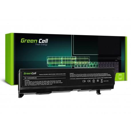 Green Cell Bateria para Toshiba Satellite A80 A100 A105 M40 M50 Tecra A3 A6 - 11,1V 4400mAh (TS06)