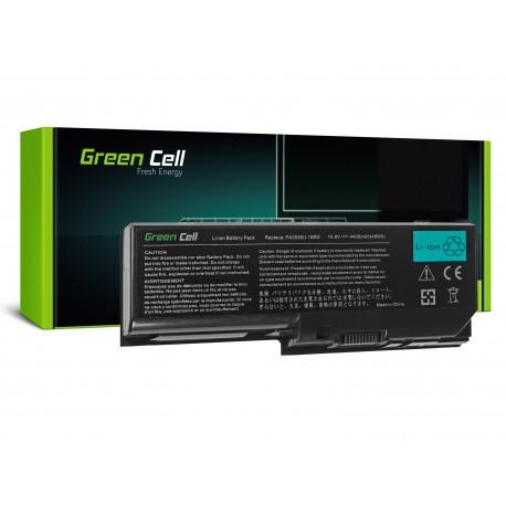 Green Cell Bateria para Toshiba Satellite L350 P200 PA3536U-1BRS - 11,1V 4400mAh (TS09)