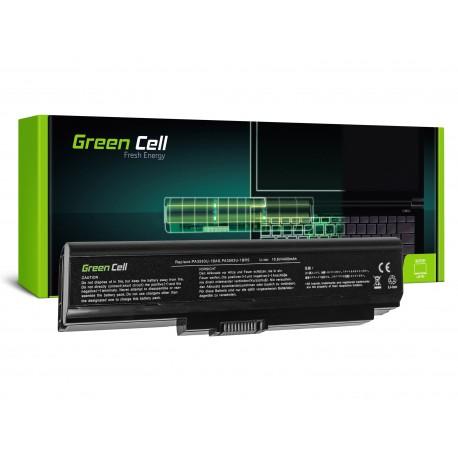 Green Cell Bateria para Toshiba Satellite Pro U300 Portege M600 Tecra M8 - 11,1V 4400mAh (TS10)