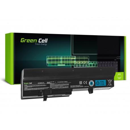 Green Cell Bateria para Toshiba Mini NB300 NB301 NB302 NB303 NB304 NB305 (black) - 11,1V 4400mAh (TS11)