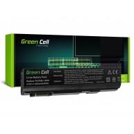 Green Cell Bateria para Toshiba DynaBook Satellite L35 L40 L45 K40 B550 Tecra M11 A11 S11 S500 - 11,1V 4400mAh (TS12)